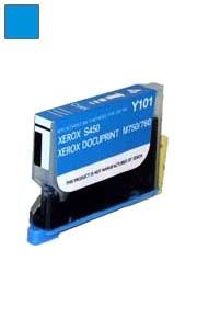Premium Quality Cyan Inkjet Cartridge compatible with the Xerox 8R7972