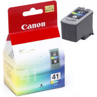 Genuine OEM Canon 0617B002 (CL-41) Tri-Color Ink Tank