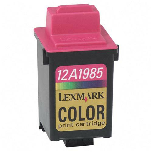 Premium Quality Tri-Color Inkjet Cartridge compatible with the Lexmark (Lexmark #85) 12A1985 (470 page yield)