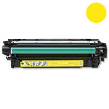 Premium Quality Yellow Toner Cartridge compatible with the HP (HP 507A) CE402A
