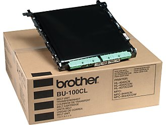 Genuine OEM Brother DR-110CL Black Printer Drum (17000 page yield)
