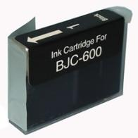 Premium Quality Black Inkjet Cartridge compatible with the Canon (BJI-201BK) 0946A003