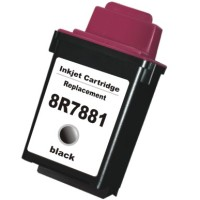 Premium Quality Black Inkjet Cartridge compatible with the Xerox 8R7881