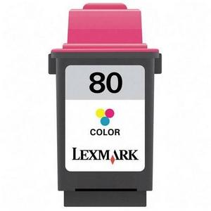 Premium Quality Color Inkjet Cartridge compatible with the Lexmark (Lexmark #85) 12A1985